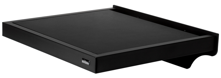 Overall dimensions are 22.5 inches wide x 18.875 inches deep x 6.125 inches  high, including the mounting plate. Dimensions of the isolated shelf are  19.5 ... - Osage Audio Products, LLC